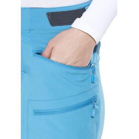 Norrøna Falketind Flex1 Naiset Lyhyet housut , sininen